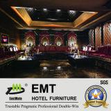 Le sofa moderne du sofa KTV de boîte de nuit a placé (EMT-KTV04)