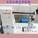 Het gebruikte Gouden wiel postbed de naaimachine van het rolleer (Cs-8810)