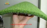 Grama do golfe do tipo de Sanhe relvado comercial do verde de colocação do golfe do edifício ao mini