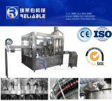 Compléter l'usine remplissante de boisson non alcoolique/a carbonaté la machine de remplissage de boissons