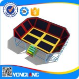 2015 Special Design Outdoor Popular Trampoline para Kids (YL-BC008)