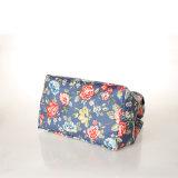 (99212) Lona impermeável da grande capacidade que dobra a bolsa floral