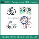 Joint de joint circulaire en caoutchouc de silicones de l'offre NBR d'usine de la Chine