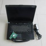 para el diagnóstico de BMW Icom con la computadora portátil CF-52 para los militares de Panasonic