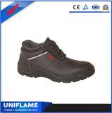 Ufa031 Industrilalの鋼鉄つま先の安全靴のWorkmensの安全靴