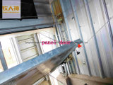 Professionele Aangepaste Apparatuur in het Huis van het Gevogelte met PrefabBouwconstructie met Uitstekende kwaliteit