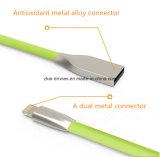 Algemeen begrip 2 in 1 MultiKabel van de Telefoon van de Lader USB Intrekbare voor Mobilofoon