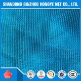 Réseau mono de vente chaud d'ombrage de couverture de Chambre verte de HDPE