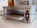 Horno de panadería eléctrico del pan de la pizza de la nueva del diseño 2 bandeja de la cubierta 1 pequeño