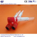 As câmaras de ar da coleção do sangue do vácuo Plain a câmara de ar (ENK-CXG-015)