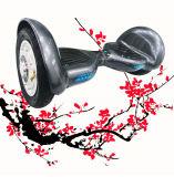 全体的で熱い10inch車輪のBluetoothの携帯用小型電気スクーター