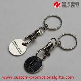 Metallo su ordinazione in lega di zinco Keychain della catena chiave di modo