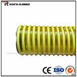 PVC en plastique spirale en acier inoxydable en poudre d'aspiration