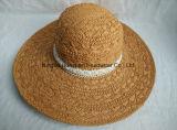 Шлем сторновки большого шнурка Floopy типа пляжа Brim ручной работы