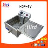Машина выпечки оборудования гостиницы оборудования кухни машины еды оборудования доставки с обслуживанием BBQ оборудования хлебопекарни Ce Fryer HDF-1V донута