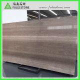Kaffeehölzerne Marmorbrown-hölzerne chinesische hölzerne Marmormarmorierungplatte