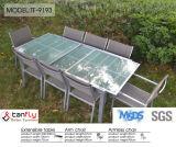 Het concurrerende Wit van het Meubilair van de Tuin van het Aluminium van de Superieure Kwaliteit van de Prijs Gegoten