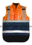 Alta maglia di sicurezza di visibilità con En471