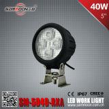 5 lavoro dell'automobile di pollice 40W LED che determina l'indicatore luminoso del veicolo
