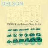 Kit del anillo o de las piezas de automóvil 18size 270PCS Viton de la buena calidad