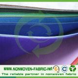 Ткань Nonwoven фабрики 100%Polypropylene Spunbond Китая