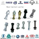 Volvoのための車輪のT型ボルト659112613 1608293 1581604 362514