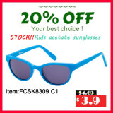 De nieuwe Met de hand gemaakte Zonnebril van Jonge geitjes in Voorraad Geen MOQ (FCSK8308)