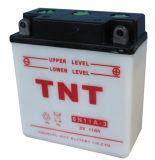 Batteria del motociclo, batteria ricaricabile, batteria al piombo (6N 11A-3)