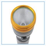 Lampe-torche rechargeable de plus long du temps de travail 3W de torche faisceau de pouvoir