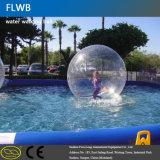 Bola que camina inflable del agua de interior y al aire libre