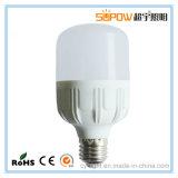 Ampola do diodo emissor de luz das vendas quentes 5W 10W 15W 20W 30W 40W E27 B22