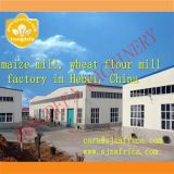 Máquina 50t/24h da fábrica de moagem do trigo para o mercado de Argélia