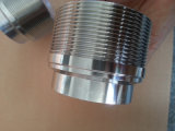 3A Sanitary Stainless Steel Weld X Male NPT Adapter 19wb
