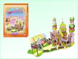 Puzzle 3D Puzzle di DIY Puzzle Toys con En71 (H4551281)