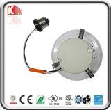 ETL Es alistou 4 polegadas diodo emissor de luz Downlight de um Dimmable de 6 polegadas