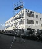 Échafaudage en aluminium de la CE bon marché pour la décoration