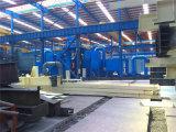 高性能の鋼管のショットブラストのクリーニング機械