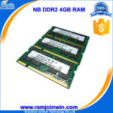 低いDensity 256mbx8 RAM Memory DDR2 4GB Laptop