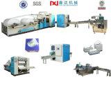 Cadena de producción de papel facial del tejido del alto rendimiento