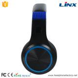 Écouteur de câble coloré stéréo de haut-parleur de la vente en gros 40mm