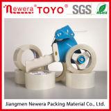 Bande adhésive de l'individu BOPP de cachetage de colle acrylique de prix bas d'usine
