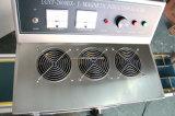 アルミホイルのふたのプラスチックビンの王冠のシーリング機械