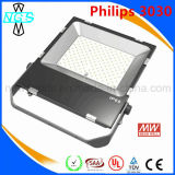100With120W esterno LED Flood Light con Meanwell Driver e Philips LED