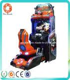 게임 기계 금속 힘 게임 기계를 경주하는 아케이드
