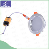 techo ahuecado LED Downlight del dispositivo de 5W 7W 9W