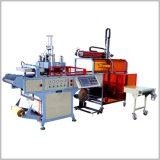 Вырезывание пластичной Thermoforming машины Hy-540760 автоматическое формируя штабелируя в один процесс