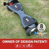 Самокат баланса Hoverboard самоката электрический балансировать 2 колес франтовской