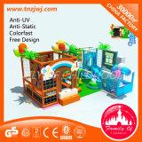 Apparatuur van de Speelplaats van het Ongehoorzame Fort van de Jonge geitjes van Guangzhou de Binnen voor Verkoop