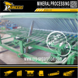 卸し売り金の鉱石処理の機械装置の振動装置の金の水門の工場