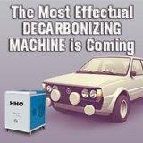 Máquina auto generador del gas carbono Wash